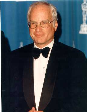 Oscar winner Richard Dryfuss color photo