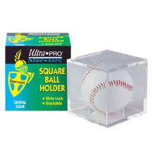 Ultra-Pro #81151  Square Baseball Ball Holder