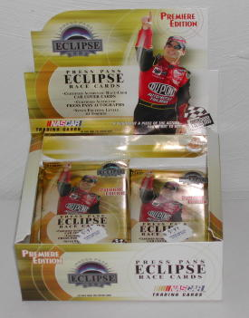 2002 Press Pass Eclipse Racing Pack