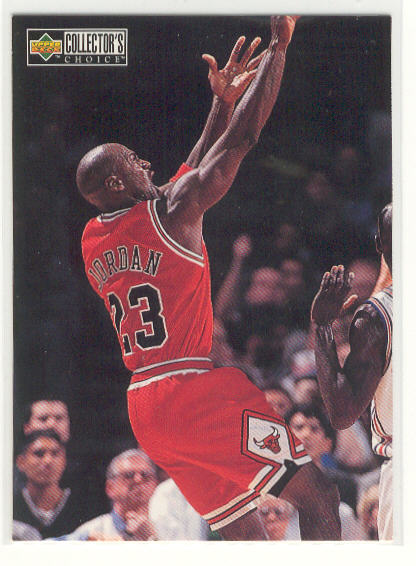 1997-98 Collector's Choice #392 Michael Jordan MM