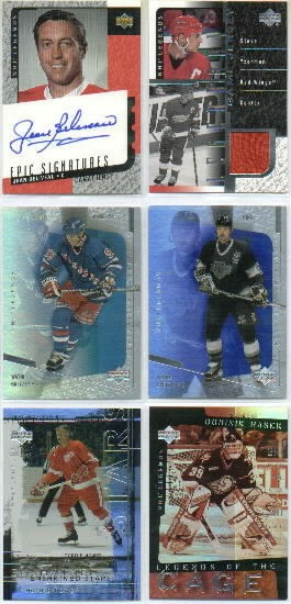 2000-01 Upper Deck Legends Enshrined Stars #ES2 Gordie Howe