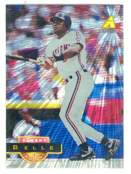 1994 Pinnacle Museum Collection #15 Albert Belle