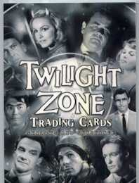 Twilight Zone promo card #P1