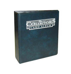 Ultra Pro Collectors MultiSport 2-Ring Mini Binder