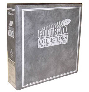 Ultra Pro Collectors Binder, Football