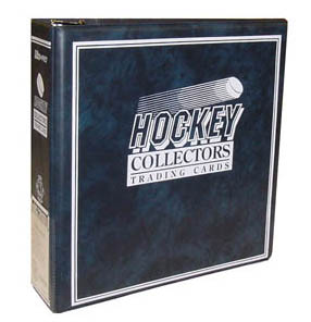 Ultra Pro Collectors Binder, Hockey