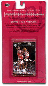 Jordan Tribute Series One: Visions