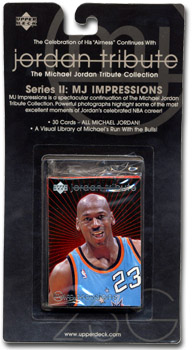 Jordan Tribute Series Two: MJ Impressions