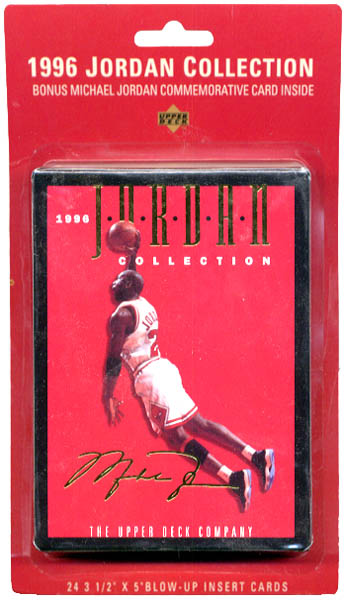 1996 Upper Deck Jordan Collection