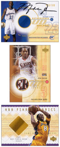 2001-02 Upper Deck Series 2 Basketball Hobby Box, Factory-Sealed