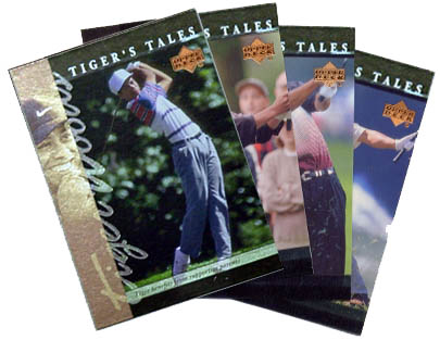 Tiger's Tales Complete Set - 30 Cards