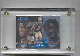 1999 Flair Showcase Legacy Collection #192 Ricky Williams