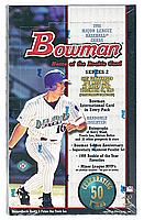 1998 Bowman 2 (Series two) baseball box