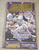 1999 Stadium Club 2 (Series two) factory-sealed baseball box