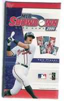 2000 MLB Showdown factory-sealed starter box - 12 decks!!