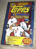 2002 Topps Series 2 ( two) factory-sealed HOBBY baseball box