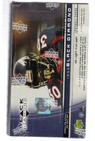 1999 Upper Deck Black Diamond factory-sealed football box