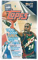 1999-00 Topps Series 1 ( one ) factory-sealed basketball Hobby box