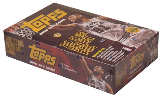 2002-03 Topps Basketball HTA Jumbo Box, Factory Sealed