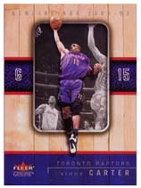 2002-03 Fleer Genuine Basketball Hobby Box, Factory Sealed