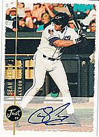 1999 Just Autographs #26 Sean Casey IM
