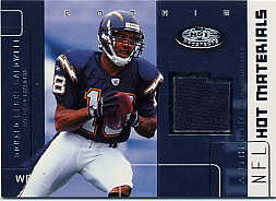 2002 Hot Prospects Hot Materials #HMDC2 Reche Caldwell