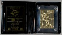 1994-98 Highland Mint Mint-Cards Pinnacle/UD #8 Mickey Mantle 92/G/500
