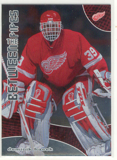 2001-02 Between the Pipes #56 Dominik Hasek