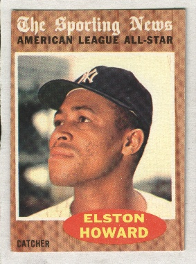 1962 Topps #473 Elston Howard AS