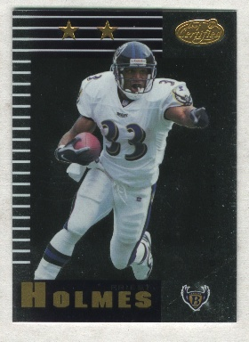 1999 Leaf Certified #108 Priest Holmes  