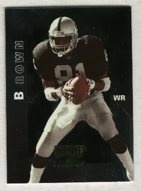 1998 Playoff Momentum Hobby #177 Tim Brown
