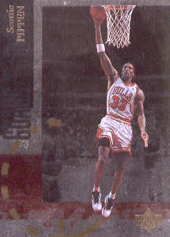 1994-95 Upper Deck Special Edition #102 Scottie Pippen front image