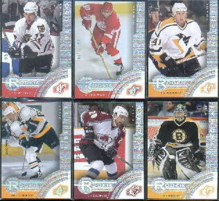 2001-02 SPx Rookie Redemption #R3 Tim Thomas