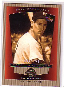2003 Sweet Spot Classics #113 Ted Williams TB