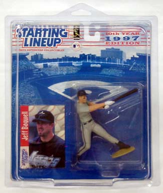 1997 Starting Lineup (SLU) Jeff Bagwell Houston Astros