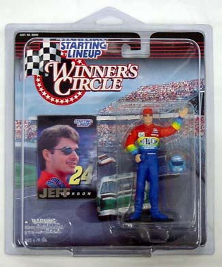 1997 Starting Lineup (SLU) Jeff Gordon
