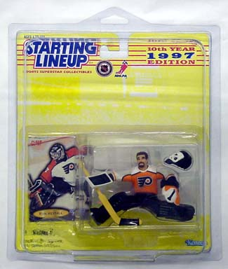 1997 Starting Lineup (SLU) Ron Hextall Philadelphia Flyers