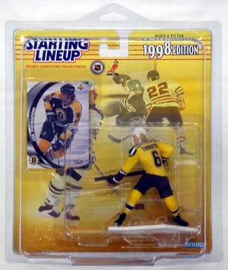 1998 Starting Lineup (SLU) Joe Thornton Boston Bruins