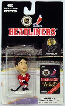 HeadLiners (HL) Chris Chellios Chicago Blackhawks