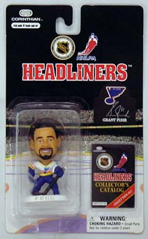 HeadLiners (HL) Grant Fuhr St. Louis Blues