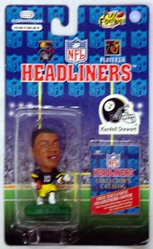 HeadLiners (HL) Kordell Stewart Pittsburgh Steelers