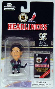 HeadLiners (HL) Paul Kariya Anaheim Mighty Ducks