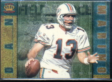 1996 Crown Royale Field Force #11 Dan Marino