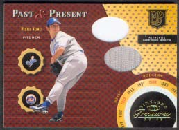 2003 Timeless Treasures Past and Present #2 Hideo Nomo