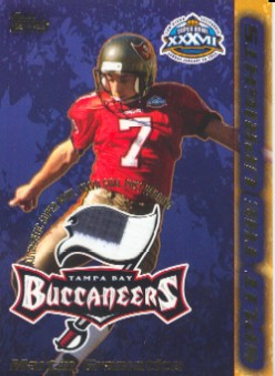 2003 Topps Split the Uprights #SU1 Martin Gramatica