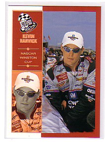 2002 Press Pass Platinum #13 Kevin Harvick