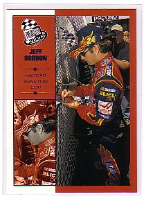 2002 Press Pass #11 Jeff Gordon