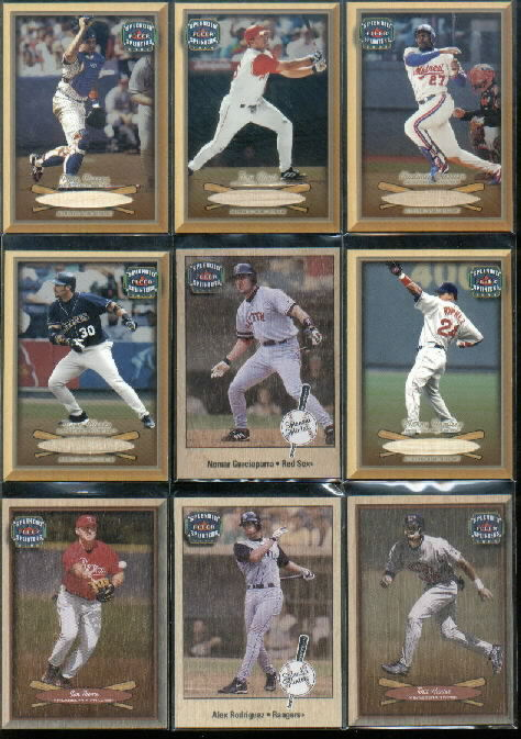 2003 Fleer Splendid Splinters Bat Chips #61 Ryan Klesko