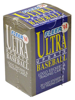 1991 Fleer Ultra Baseball Update Set (Rookie Card (RC) of Jeff Bagwell, Luis Gonzalez, Ivan Rodriguez, Mike Mussina, Juan Gonzalez, Bernie Williams), Factory Sealed, *** In Stock ***
