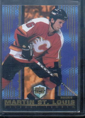 1998-99 Pacific Dynagon Ice #28 Martin St. Louis RC